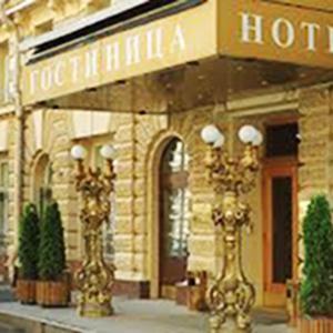 Гостиницы Ильинского