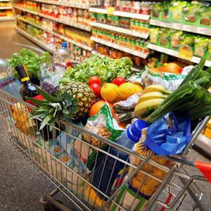 Магазины продуктов Ильинского