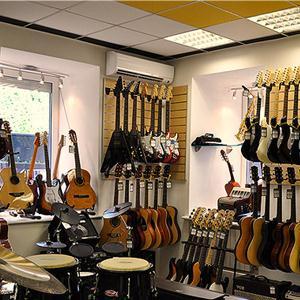Музыкальные магазины Ильинского