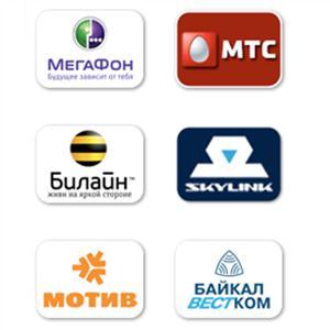 Операторы сотовой связи Ильинского