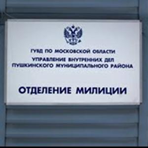 Отделения полиции Ильинского