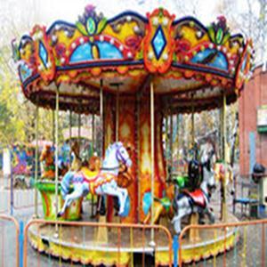 Парки культуры и отдыха Ильинского