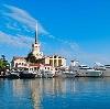 Речные и морские вокзалы в Ильинском