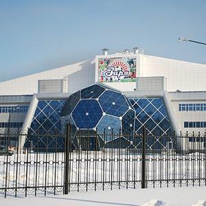 Спортивные комплексы Ильинского