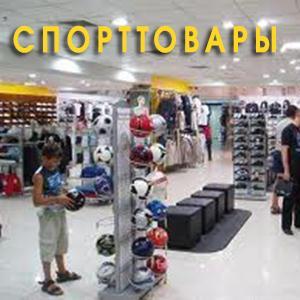 Спортивные магазины Ильинского
