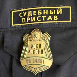 Судебные приставы Ильинского