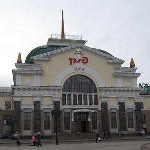 Железнодорожные вокзалы Ильинского